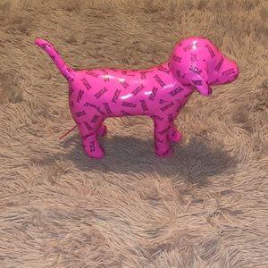 PINK Dog plush